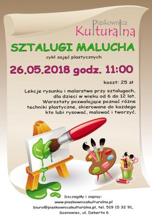 Sztalugi Malucha, 26.05.2018