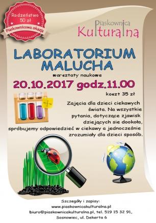 Laboratorium Malucha, 20.10.2018